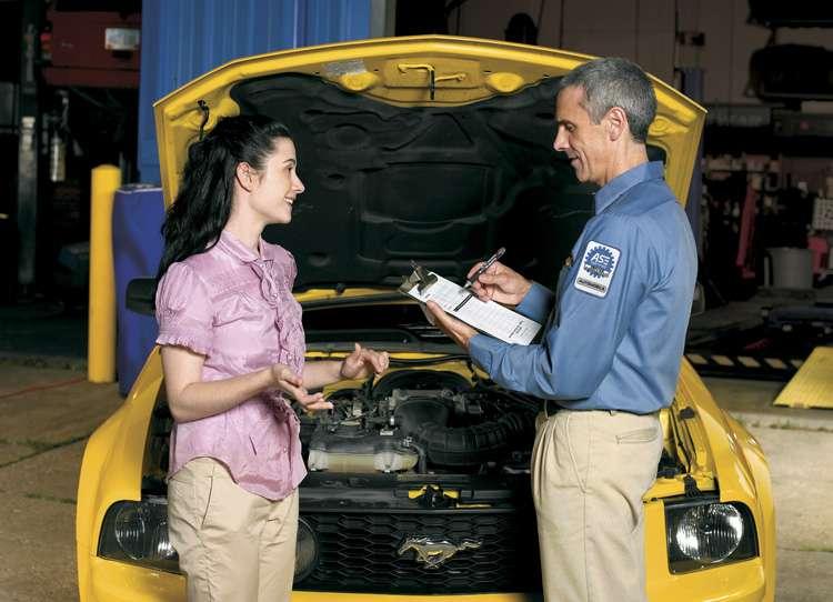 Female Friendly Automotive Repair Garage