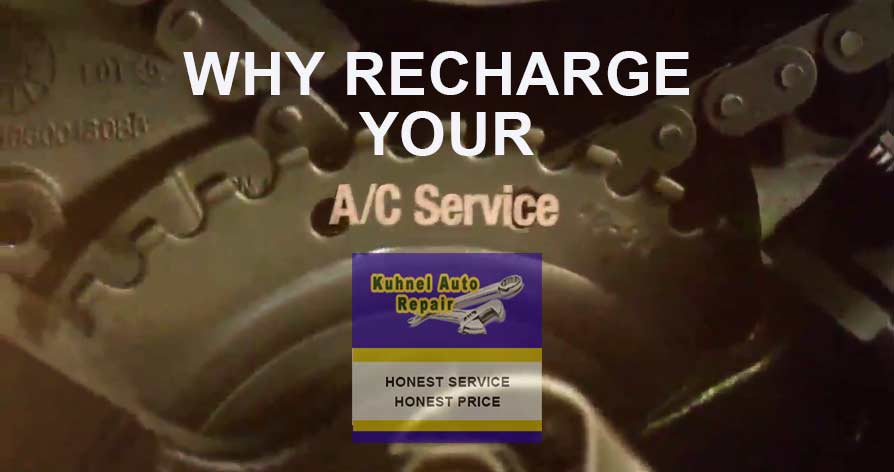 Recharge AC – Auto Repair West Springfield