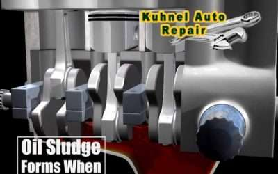How To Prevent Sludge. Get An Oil Change
