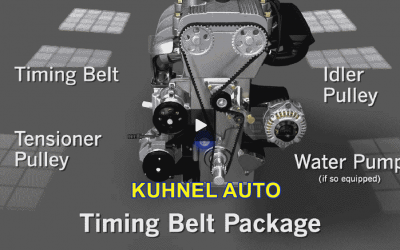 Why Your Timing Belt Is Important